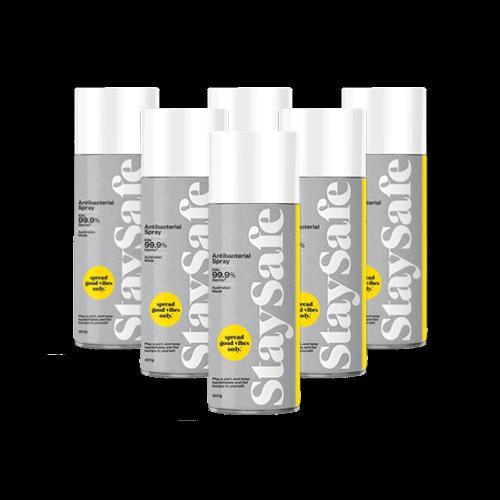 Antibacterial spray 300g
