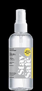 Antibacterial Hand Sanitiser Spray 100ml